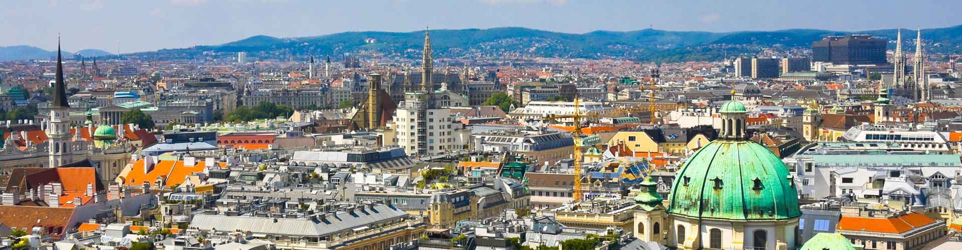 Viena – Hotels for students in Viena. Maps of Austria, photos and reviews for each hotel for student in Viena.