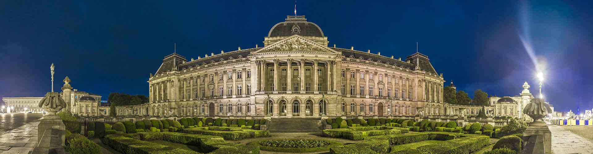 Bruselas – Hotels for students in Bruselas. Maps of Bélgica, photos and reviews for each hotel for student in Bruselas.