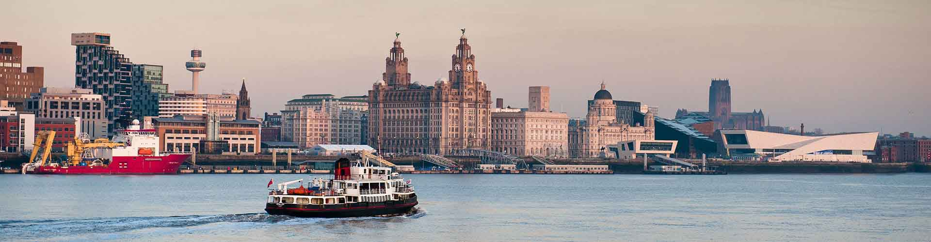 Liverpool – Hotels for students in Liverpool. Maps of Inglaterra, photos and reviews for each hotel for student in Liverpool.