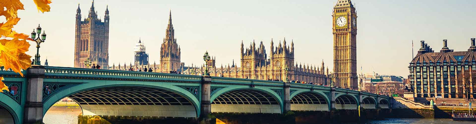 Londres – Hotels for students in Londres. Maps of Inglaterra, photos and reviews for each hotel for student in Londres.