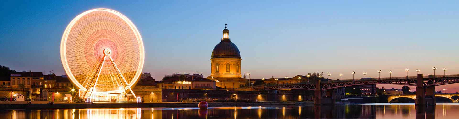 Toulouse – Hotels for students in Toulouse. Maps of Francia, photos and reviews for each hotel for student in Toulouse.
