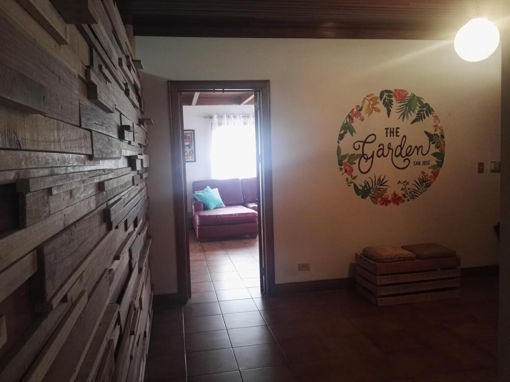 Hostales y Albergues - The Garden hostel