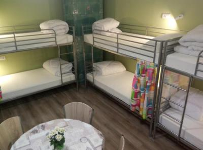 Hostales Baratos - Lorf Hostel&Apartments