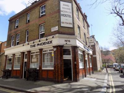 Hostales y Albergues - Phoenix Hostel London