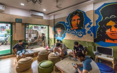 Hostales y Albergues - Hostel Backpacker Panda Appetite Mumbai