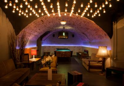 Hostales y Albergues - Wombat's City Hostel Vienna - The Lounge