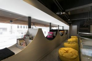 Hostales y Albergues - Bouti City Capsule Hostel