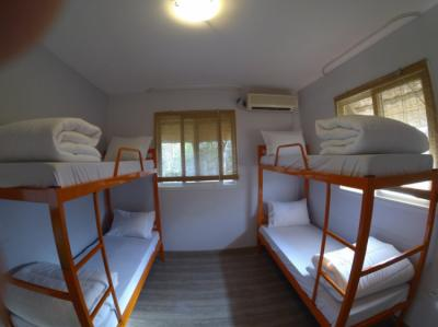Hostales y Albergues - Dead Sea Adventure Hostel