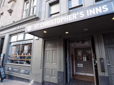 Hostales y Albergues - St Christopher's Inn, Edinburgh