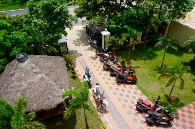 Hostales y Albergues - Mad Monkey Hostel Kampot