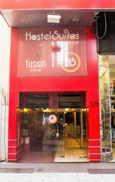 Hostales y Albergues - Hostel Suites Florida