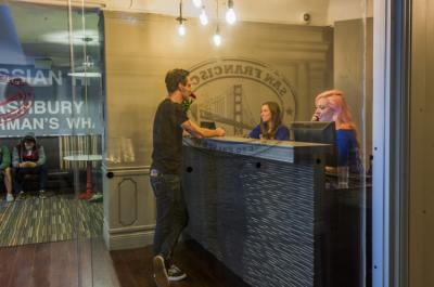 Hostales y Albergues - USA Hostels San Francisco