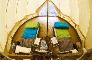 Hostales y Albergues - Pamplona Glamping  (Campsite)