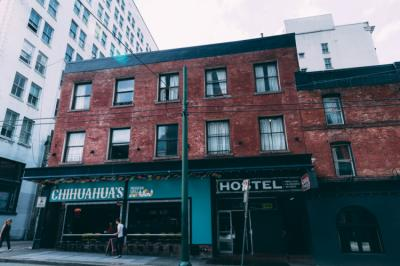 Hostales Baratos - Hostal Cambie - Downtown