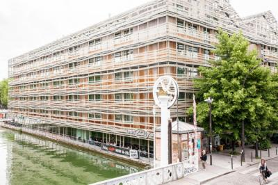 Hostales y Albergues - St Christopher's Inn Paris - Canal Hostel