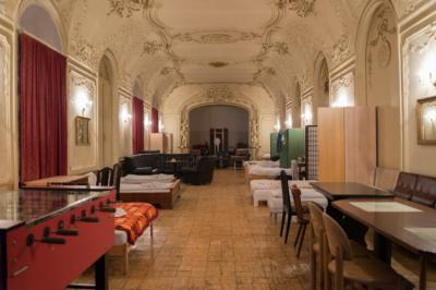 Hostales y Albergues - Hostel Baroque Hall