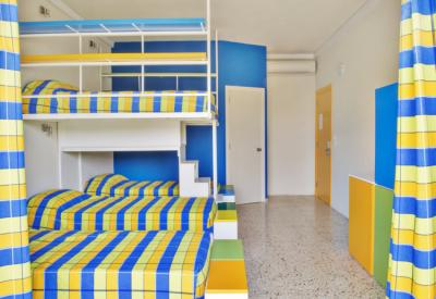Hostales y Albergues - NSTS Campus Residence and Hostel