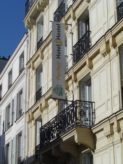Hostales y Albergues - Perfect Hostel Paris