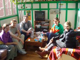 Hostales y Albergues - Ecohostel Chile
