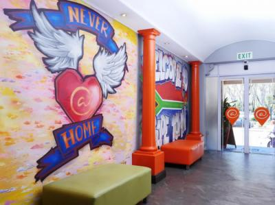 Hostales y Albergues - Hostel Never @ Home Cape Town