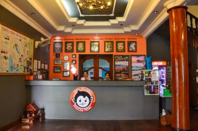 Hostales Baratos - Mad Monkey Hostel Phnom Penh