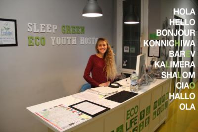 Hostales y Albergues - Sleep Green - Certified Eco Youth Hostel
