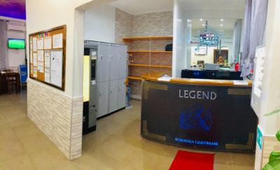Hostales y Albergues - Legend R.G. Hostel