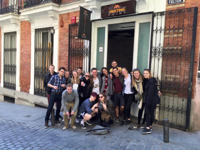 Hostales y Albergues - Hostel MeetingPoint