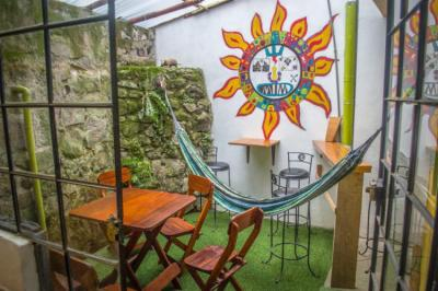 Hostales Baratos - Sunset Hostel Cusco