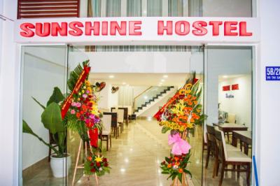 Hostales y Albergues - Sunshine Hostel Hue