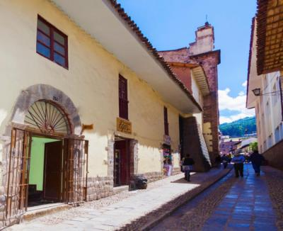 Hostales y Albergues - SUNGATE HOSTELS CUSCO